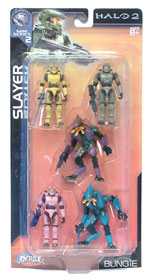 Halo 2 Series 2 Slayer 5 Pack