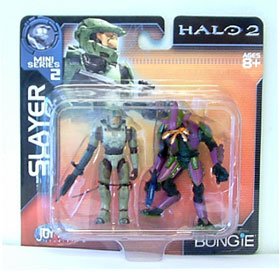 Halo 2 Series 2 - Slayer 2 Pack