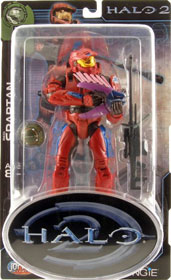 Halo 2 Series 4 - Red Spartan