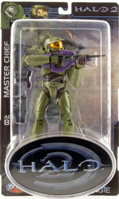 Halo 2 Series 4: Green Master Chief
