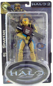 Halo 2 Series 6 - Tan Spartan