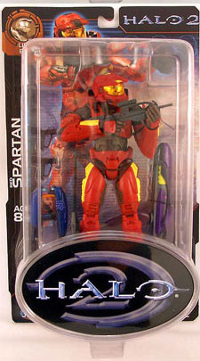 Halo 2 Series 9: Red Spartan V1