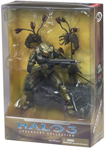 Halo 3 Legendary -  Master Chief Statue