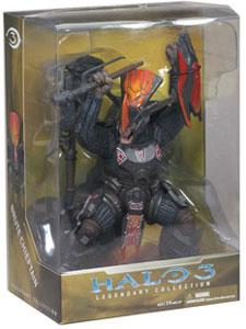 Halo 3 Brute Chieftain Statue