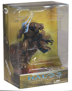 Halo 3 Arbiter Statue