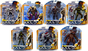 Halo 3 Series 8 - Set of 7