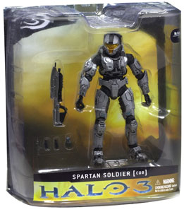 Halo 3 - Steel Spartan CQB Exclusive