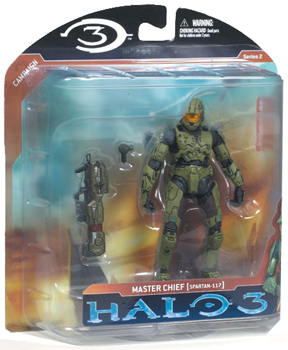 Mcfarlane Halo 3 - Series 2 Master Chief