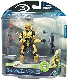 Halo 3 - Yellow ODST EE Exclusive