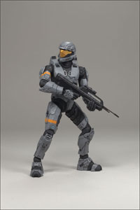 Halo 3 Series 2 - ODST Steel Exclusive