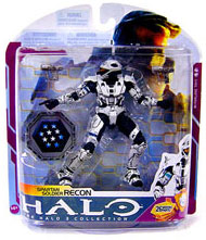 Halo 3 - SPARTAN RECON (WHITE)