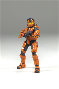 Halo 3 -  Spartan CQB Orange Exclusive