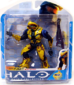Halo 3 - Elite Flight Yellow