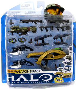 Halo 3 - Series 7 Exclusive Halo Wars Weapons Pack