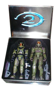 Evolution Master Chief Tin 2-Pack