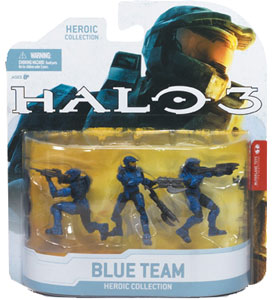 Halo 3 Heroic Collection - Blue Team