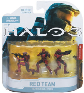 Halo 3 Heroic Collection - Red Team