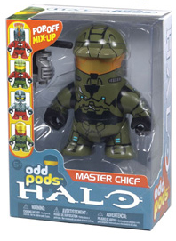 Halo Odd Pods - Master Chief