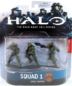 Halo Wars - Set 1 Campaign 2 Spartan Soldiers