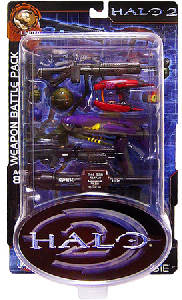 Limited Edition: Halo 2 Weapons Battle Pack - BACKORDER
