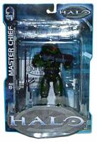 Halo 1 Series 1 Master Chief - DAMAGED PACKAGE