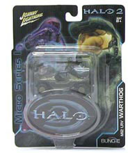 Halo 2 Johnny Lightning Die Cast: M12 LRV WARTHOG