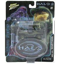 Halo 2 Warthog Die Cast: Gauss Warthog