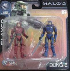 Halo 2 Series 1 - Slayer - 2-Pack
