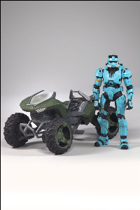 MONGOOSE WITH SPARTAN CYAN EOD