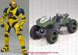 MONGOOSE WITH SPARTAN YELLOW EVA