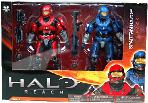 Halo Reach 2-Pack: Spartans