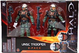 Halo Reach 2-Pack: UNSC Troopers