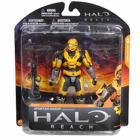 Halo Reach - Spartan Hazop Gold Exclusive