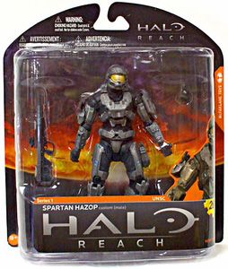 Halo Reach - Spartan Hazop Steel Exclusive