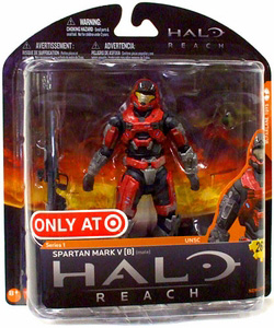 Halo Reach - Spartan Mark V [B] Brick Exclusive