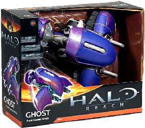Halo Reach Ghost Rapid Assault Vehicle