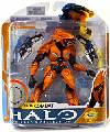 Halo 3 Series 8 - Elite Combat Orange Exclusive