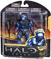 Halo Reach Series 3 - Team BLUE Spartan Military Police Male Custom]
