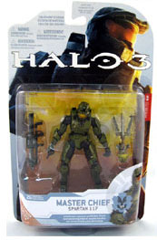Halo 3 Series 4 - Master Chief