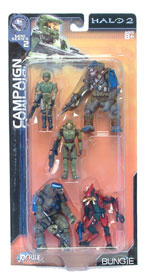 Halo 2 Series 2 Campaign 5 Pack