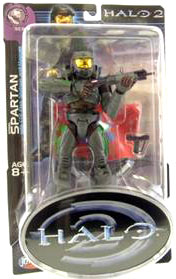 Halo 2 Series 5 - Steel Spartan
