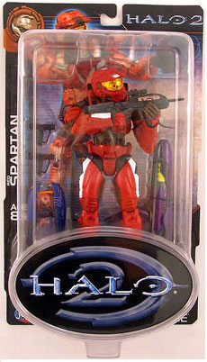Halo 2 Series 9: Red Spartan V2