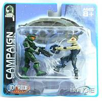 Halo 1 Series 1 Campaign - Green Master Chief and Jackal
