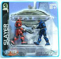 Halo 1 Series 1 - Slayer - Red and Blue Master Chief