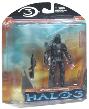Mcfarlane Halo 3 - ODST