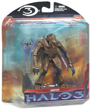Mcfarlane Halo 3 - Arbiter