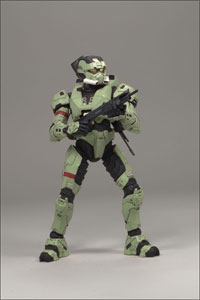 Halo 3 - Series 2 EOD Olive SPARTAN