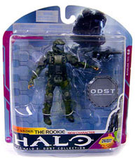 Halo 3 - The Rookie ODST
