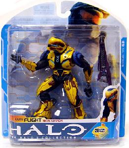 Halo 3 - Elite Flight Yellow