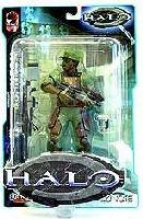 Halo Series 3 - Sergeant Johnson